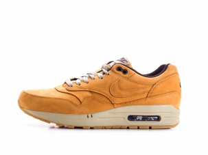 Nike - Air Max 1 Leather Premium - Wheat Pack