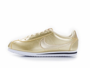 Nike - Cortez SE GS - Metallic Gold Star