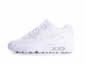 Nike - Air Max 90 Leather GS - White