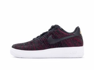 Nike - Air Force 1 Ultra Flyknit Low- Black