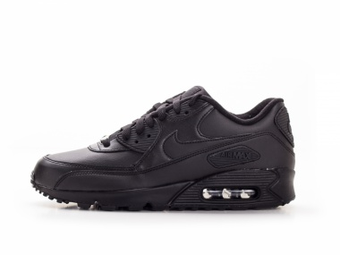 Nike - Air Max 90 Leather - Black