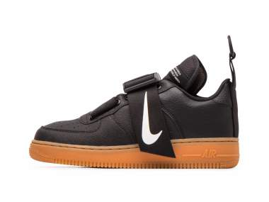 Nike - Air Force 1 Utility - Black