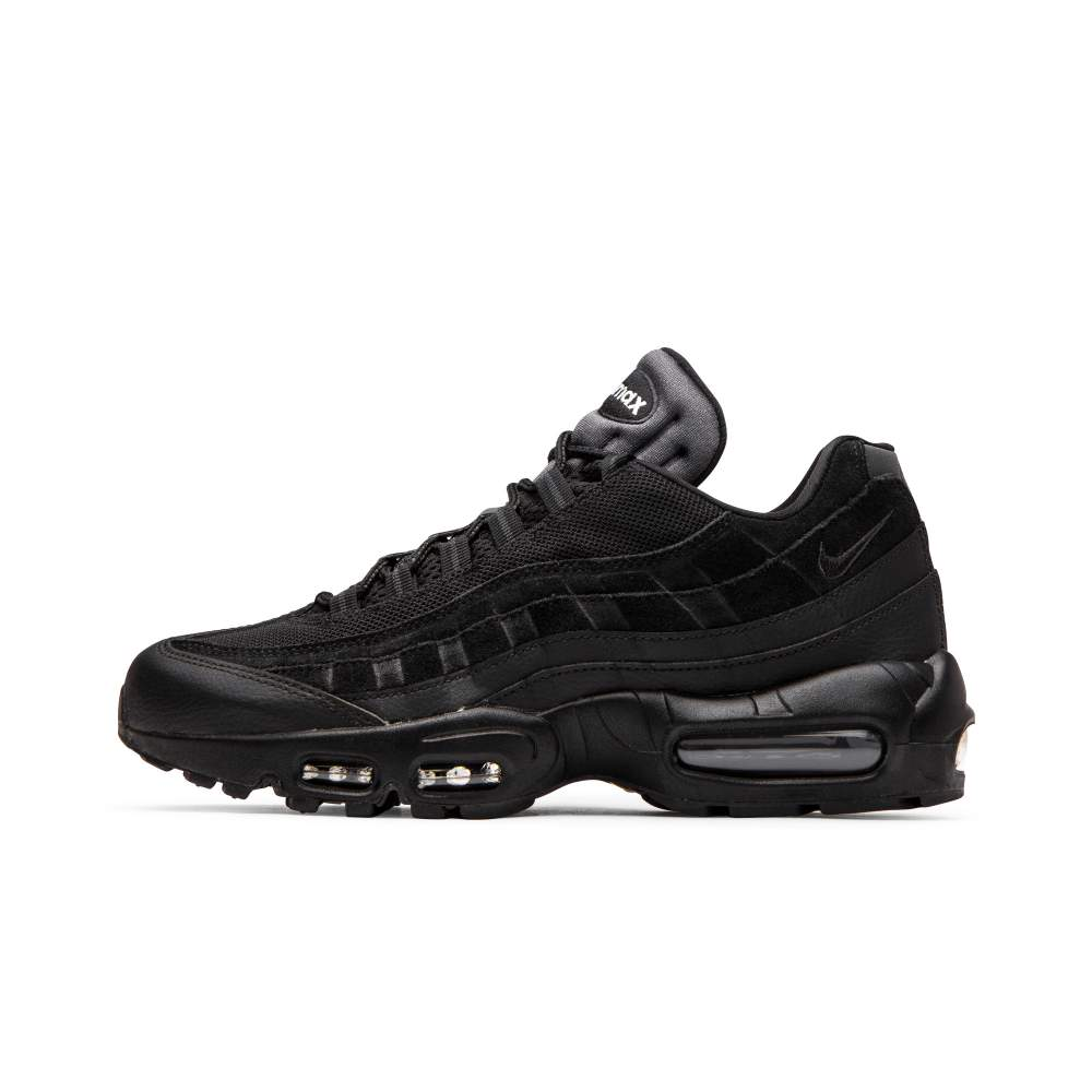 timeless design 7cbc1 3f777 Nike Air Max 95 Essential - Black - AT9865-001 - sneakAvenue